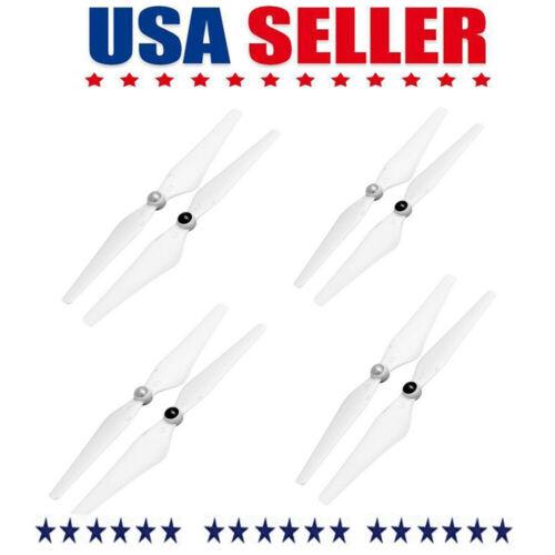 8 x Self Locking 9450 Propellers Prop Blade Part For DJI Phantom 3 2 1 CW//CCW