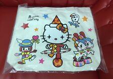 Tokidoki x Hello Kitty Circus Canvas Tote Bag (TL1)