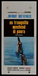 L136 Plakat Ein Quiet Weekend Von Angst Jon Voight Reynolds Boorman Horror