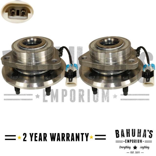 Peugeot Boxer 2006-2015 Front Wheel Bearing Kit Pair