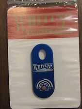 Fly Tying Whiting Farms Hackle Gauge Blue