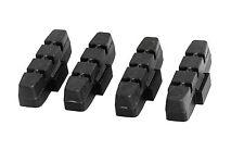 4 x Original Magura Bremsbeläge für HS 11 HS 33 66 22 24 schwarz Bremsklötze