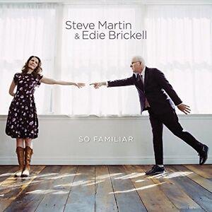 Steve Martin & Edie Brickell - So Familiar [New Vinyl]