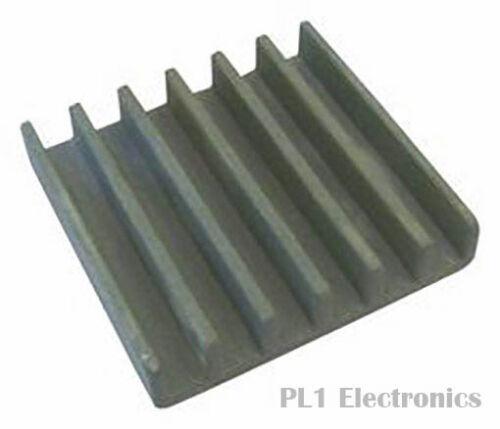 25 mm 5 mm 25 mm ne AMEC THERMASOL FCH25255T dissipateur de chaleur