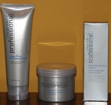 Avon Clearskin Professional Acne Treatment Set Cleanser Toner Lotion $40 NEW