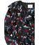 ERDEM x H/&M Floral Print 100/% Silk Flounced Blouse Patterned Shirt Top S 6 Blue