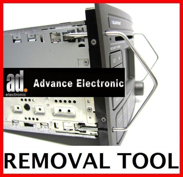 SP HOLDEN VY VZ Commodore monaro Astra Captiva5 Stereo Radio Removal Tool Remove