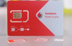 Einsatzbereit: Vodafone 4G NL SIM Karte - Ohne Ausweis: Registriert & Aktiviert