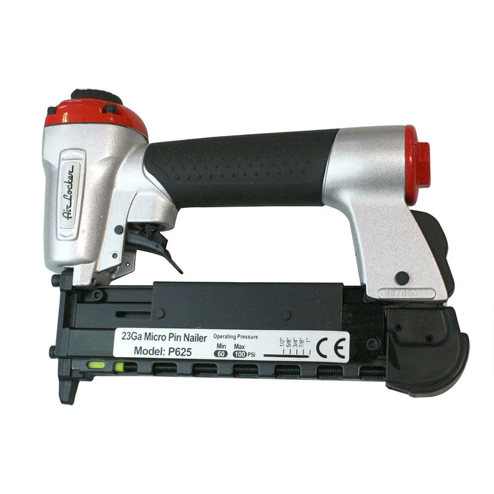 1 2 to 1 Inch Heavy Duty 23 Gauge Micro Pin Nailer - P625