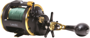 Leeda Icon Boat Multiplier  M30 Sea Fishing Reel Pre-Loaded with 40lb Braid  save up to 50%