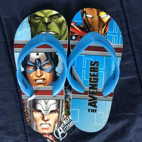 Infinity Wars Boy Kids Avengers Flip Flops Sandals Boys Thor Ironman Flop Sandal
