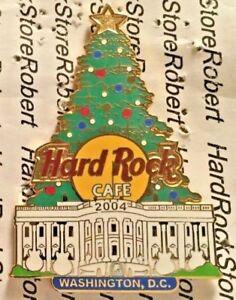 2004-HARD-ROCK-CAFE-WASHINGTON-DC-WHITE-HOUSE-CHRISTMAS-TREE-LE-PIN