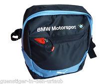 Puma BMW Motorsport Unisex Erwachsene Umhängetasche Schultertasche Tasche blau