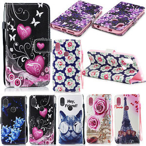 Flip-Wallet-PU-Leather-Card-Slots-Mobile-Phone-Case-Cover-For-Xiaomi-Redmi-S2