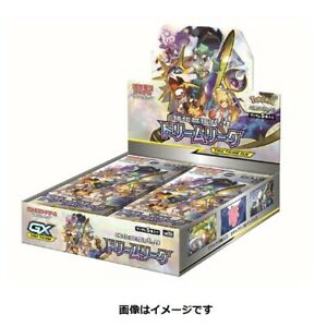Pokemon-Card-Game-Dream-League-Enhanced-Sun-amp-Moon-DX-Expansion-pack-Booster-BOX