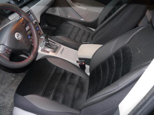 Autositzbezüge Schonbezüge Set für Suzuki Vitara NO215017 schwarz
