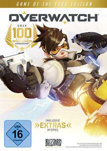 Overwatch - Game of the Year Edition für PC | DEUTSCH | CD KEY | BATTLE.NET