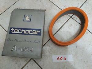 FILTRO-ARIA-TECNOCAR-ORIGINALE-DELL-EPOCA-FIAT-1300-1500-1500-SPIDER-ID-664