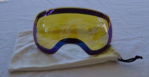 2015 NIB DRAGON APX2 SNOWBOARD GOGGLES $220 green dark smoke extra yellow blue