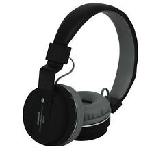 Details about  SH12 Foldable Bluetooth Headphone With Mic and SD Card Slot