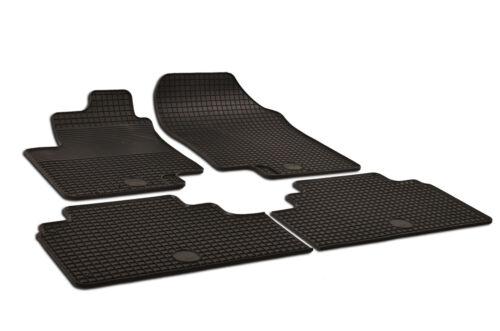 $$$ Lengenfelder Gummimatten für Hyundai ix20 Gummi Fußmatten NEU KIA Venga