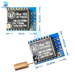 SX1278 LoRa Spread Spectrum Wireless 15Km Module 433MHz SPI  Ra-02  Transmission