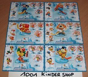 KINDER NV042 NV 42 TIERE FISCH FISH BPZ VARIANTE JOY