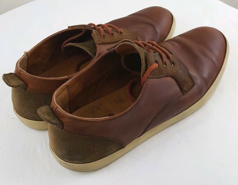 CAMPER Mens Lowrise Brown Lace Up Sneaker shoes Size 9.5   10 Euro 43