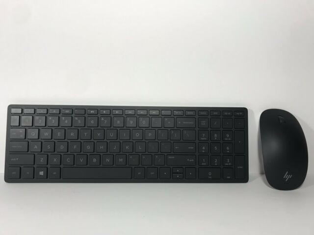 Genuine HP SK-2063 801524-001 Wireless Keyboard /& Mouse No USB Dongle included
