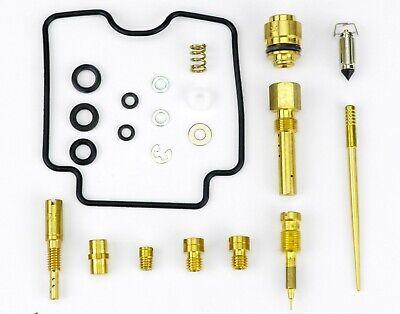 Bronco Carburetor Carb Repair Rebuild Kit Yamaha Wolverine 350 06-09 Grizzly