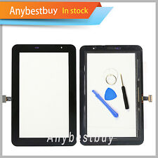"""Black Glass Touch Screen Digitizer For Samsung Galaxy Tab 2 7"""" P3110 GT-P3113TS"""