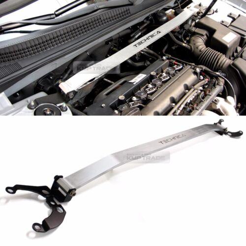 Aluminum Silver Strut Tower Brace Bar Upper For HYUNDAI 2011-2014 Sonata YF i45