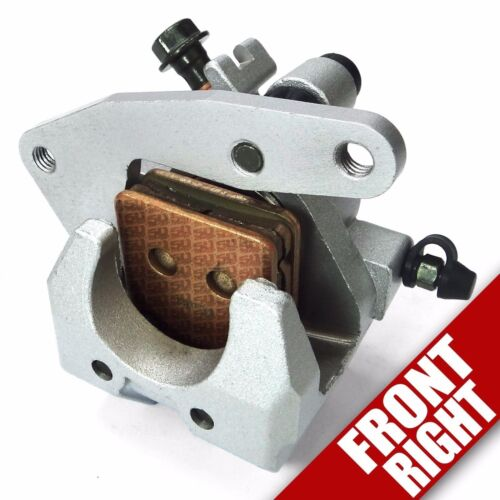 Brake Caliper Loaded w Pads Front Right 4WV-2580U-10-00 Yamaha Grizzly YFM 450