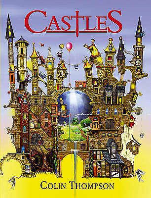 1 of 1 - (Good)-Castles (Paperback)-Thompson, Colin-0099439425
