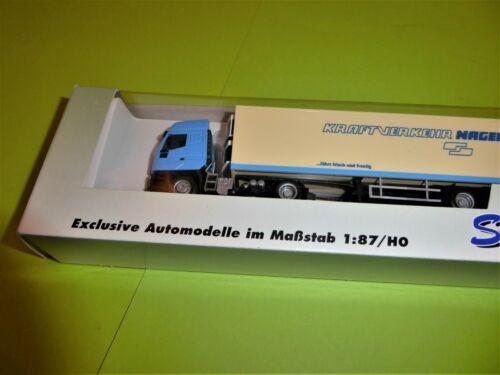 "Awm 70626 /""carretera clavo/"" Iveco mur ko SZ 1//87 top/&ovp"