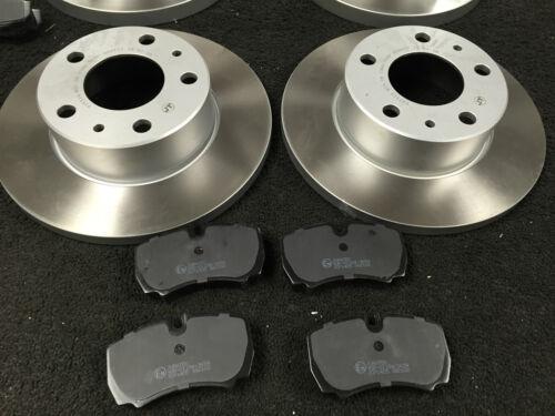 Iveco daily 35S9 S10 S11 S12 S13 S14 S15 S17 1999-2006 arrière disque de frein plaquette de frein