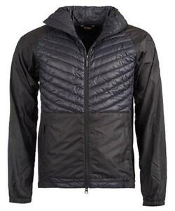 Black Steel Jacket Barbour International £169 Size Xl Coat YFZWp1Wq