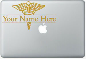 Nurse-Doctor-Custom-Your-Name-Decal-Sticker-Premium-Wall-Laptop-Car-Phone-60