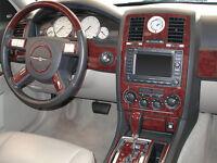 Dash Trim Basic Kit 27 Pcs Fits Chrysler 300 2005-2007with Navigation System