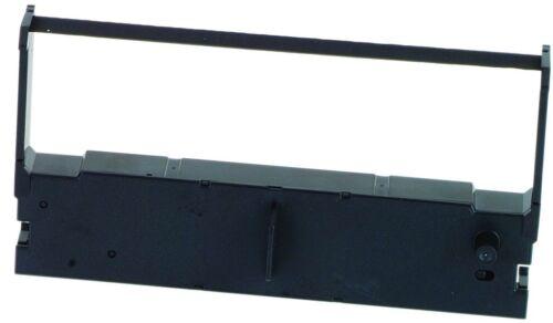 SMCO Cash Register Printer ribbon for Casio TK6000 TK6500 TK7000 TK7500 BLACK