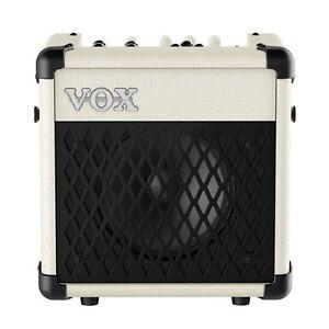 Vox-MINI5-Rhythm-Modeling-5-Watt-Battery-Powered-Guitar-Combo-Amplifier-Ivory