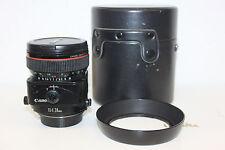 Canon EF TS-E 24mm 1:3,5l Tilt Shift obiettivo con 1 anno di garanzia