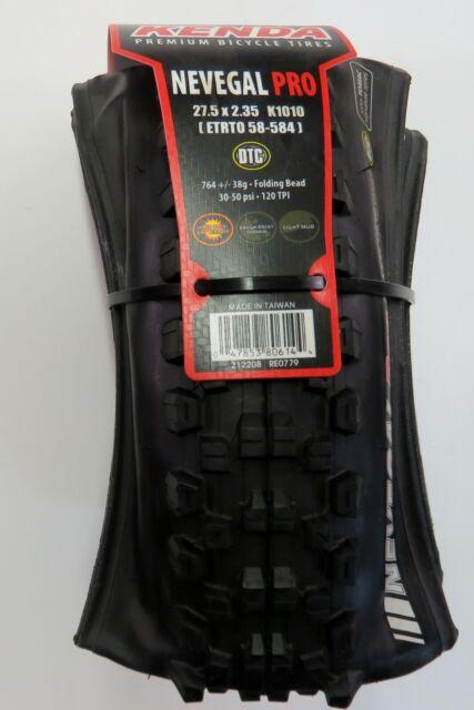 Kenda Tomac Nevegal 27.5 650B Folding Tire Bike