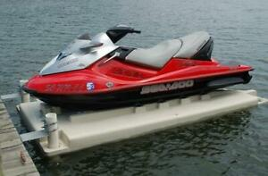 Floating dock for PWC  Seadoo floating PORT  - Spark- GTI - Waverunner++ BRAND NEW++ PREBOOKING Ontario Preview