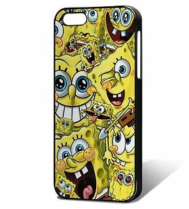 newest 266db 6d01a Details about Spongebob iPhone Case / Cover Fits iPhone 4/4s iphone 5/5s 5c  6 & 6 plus & 7