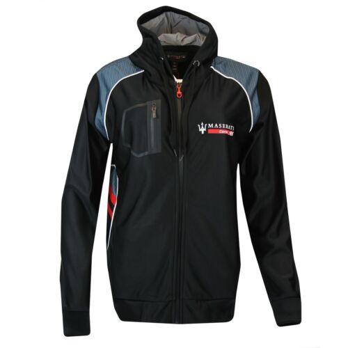 Maserati Womens Corse Full Zip Sweatshirt