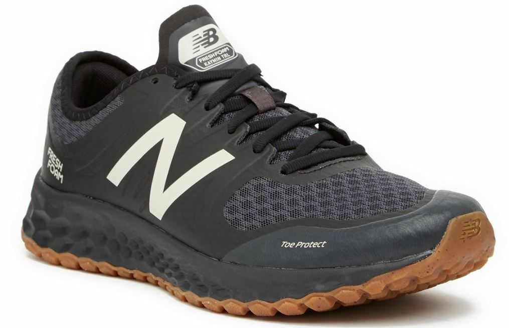 SALE!! 74 NEW NIB New Balance Men's Kaymin TRAIL RUNNING SHOES 690 4510 612