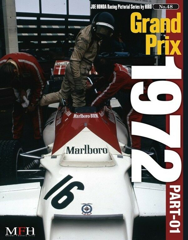 Mfh buch no48 jps 72d 1972 teil 01racing bild - serie von hiro