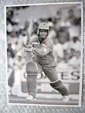 Org Press Photo 1970s- Cricketer ARJUNA RANATUNGA Sri Lanka- Action Shots