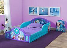 NEW Deluxe Toddler Bed Set Disney Frozen Sleeping Girls Gift Nursery Furniture
